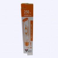 หลอดเม็ดเทอร์ฮาไลน์ VETO PLB 250W E40
