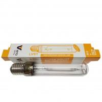 หลอดโซเดียม VETO HPS-T  250W E40  220/230 V(ทรงกระบอกใส)