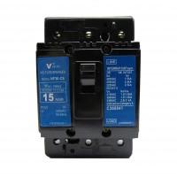 เบรคเกอร์ VETO NF30-CS 3 สาย 15A 500V