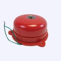 กระดิ่งไฟฟ้า 4 นิ้ว VETO EBL1002 สีแดงกลม รุ่นใหม่
