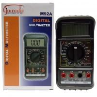 YAMADA ดิจิตอลมัลติมิเตอร์ M-92A