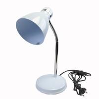 โคมไฟตั้งโต๊ะ HD2011 E27 สีขาว/โครเมี่ยม ไม่รวมหลอด