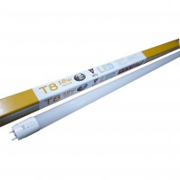 VETO หลอดไฟ LED TUBE  แบบนีออนยาว  T8 18W วอมไวท์3200K