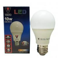 VETO หลอดประหยัดไฟ LED 10W E27 เดย์ไลท์