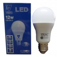 VETO หลอดประหยัดไฟ LED 12W E27 เดย์ไลท์