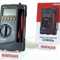 ดิจิตอล มัลติมิเตอร์ SANWA CD800A